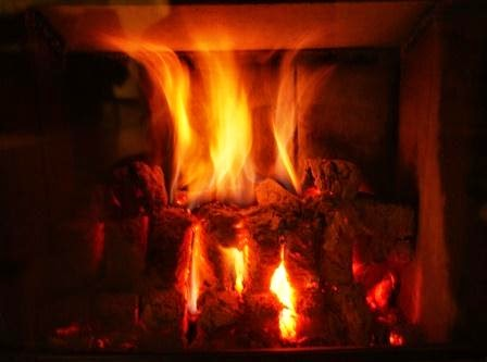 Po 5 godzinach od podłożenia ognia