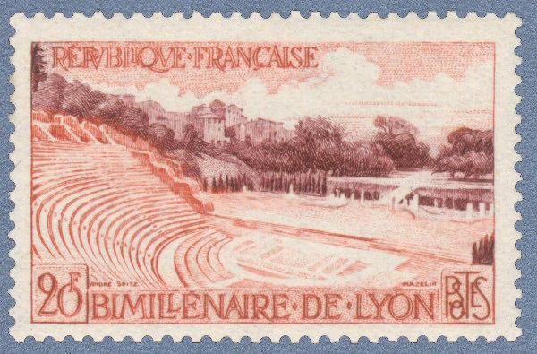 timbre Lyon