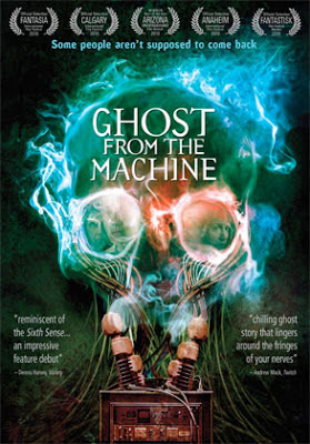 Ghost from the Machine (2010) - Poster