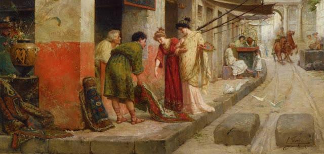 In integrum restitutio y Derecho de la antigua Roma