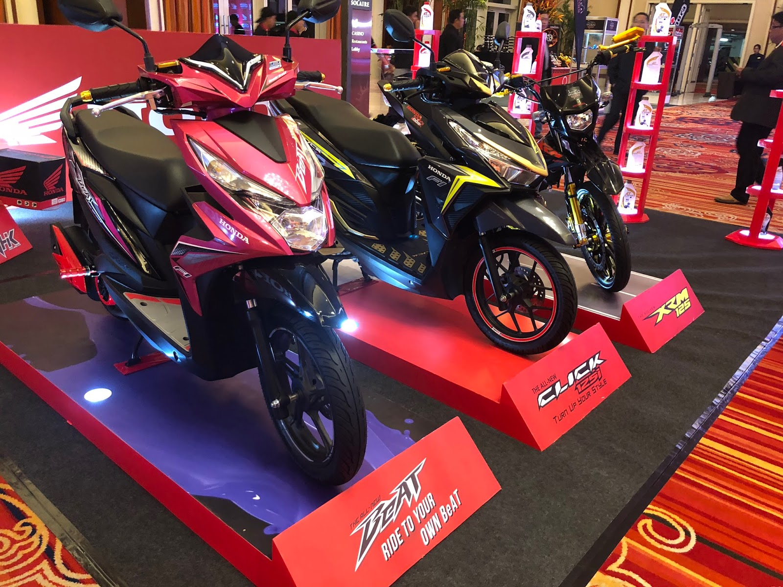 Market Segmentation Of Honda In The Philippines Who Is Target For Each
