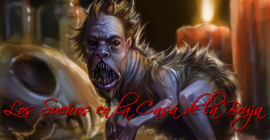 Los Sueños en la Casa de la Bruja