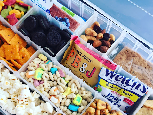 Kids Roadtrip Snack Box
