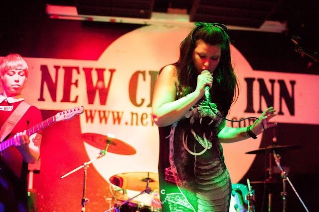 Kiss Me, Killer performing at New Cross Inn, London 20/8/2017