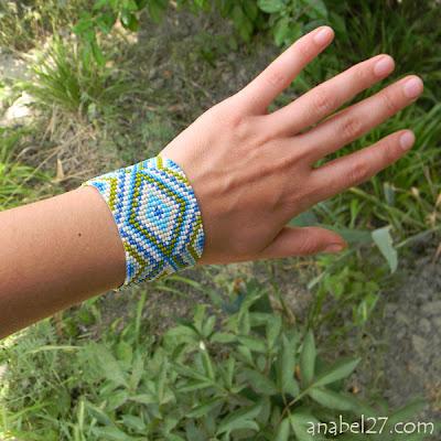 интересные браслеты купить браслеты бохо фото украшение из бисера