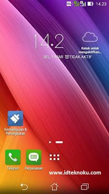 Custom ROM ZenUI untuk Smartfren Andromax R