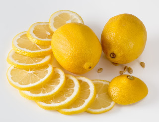 lemon essential oil has a calming nature that help reduce anxiety and nervousness