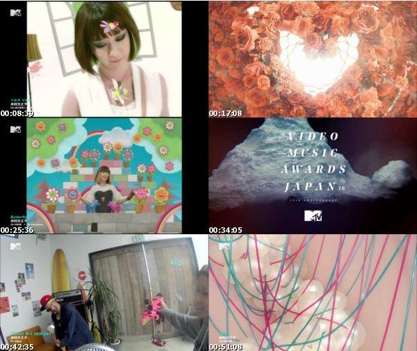 [TV-Variety] 木村カエラ VideoSelects (MTV 2016.10.14))