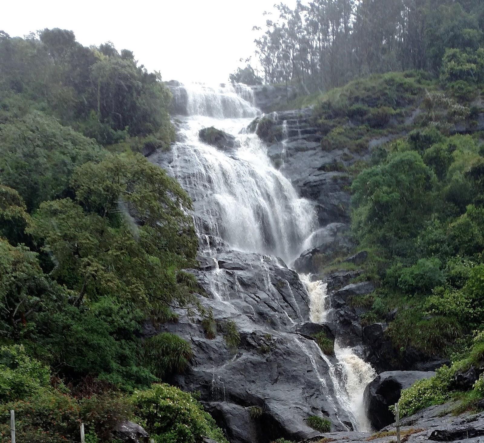 Periyakanal Falls, Munnar