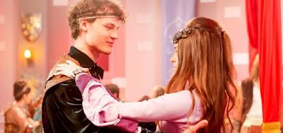Jerry (Wesley Schmitt) dançará com Raquel (Bel Moreira) e deixará o ex dela com ciúme