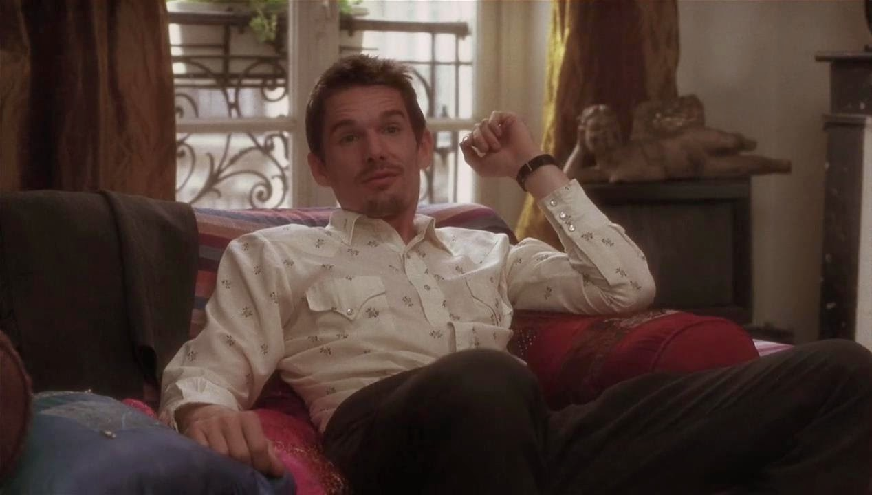 before sunset ethan hawke