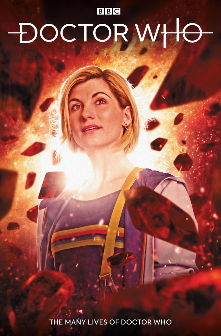 Doctor Who 13th Doctor #0: The Many Lives of Doctor Who Cover B