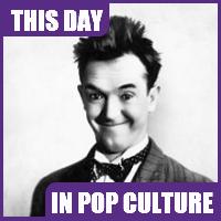 Stan Laurel was born on June 16, 1890.