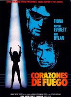 """""""Corazones de fuego"""" - dirigida y producida por Richard Marquand"""