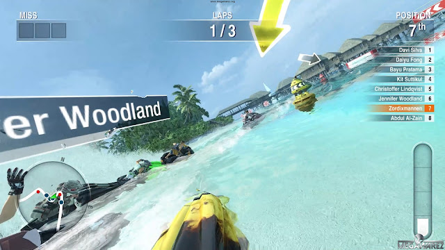 Aqua Moto Racing Utopia imagenes hd