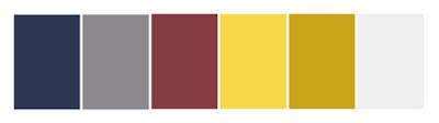 Цветовая палитра весеннего капсульного гардероба