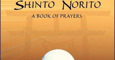 Download prayers shinto a book pdf of norito
