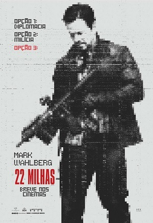 22 Milhas - Legendado Filmes Torrent Download capa