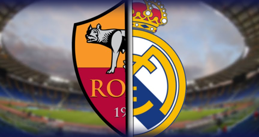 Vedere Roma-Real Madrid Streaming Gratis Rojadirecta.