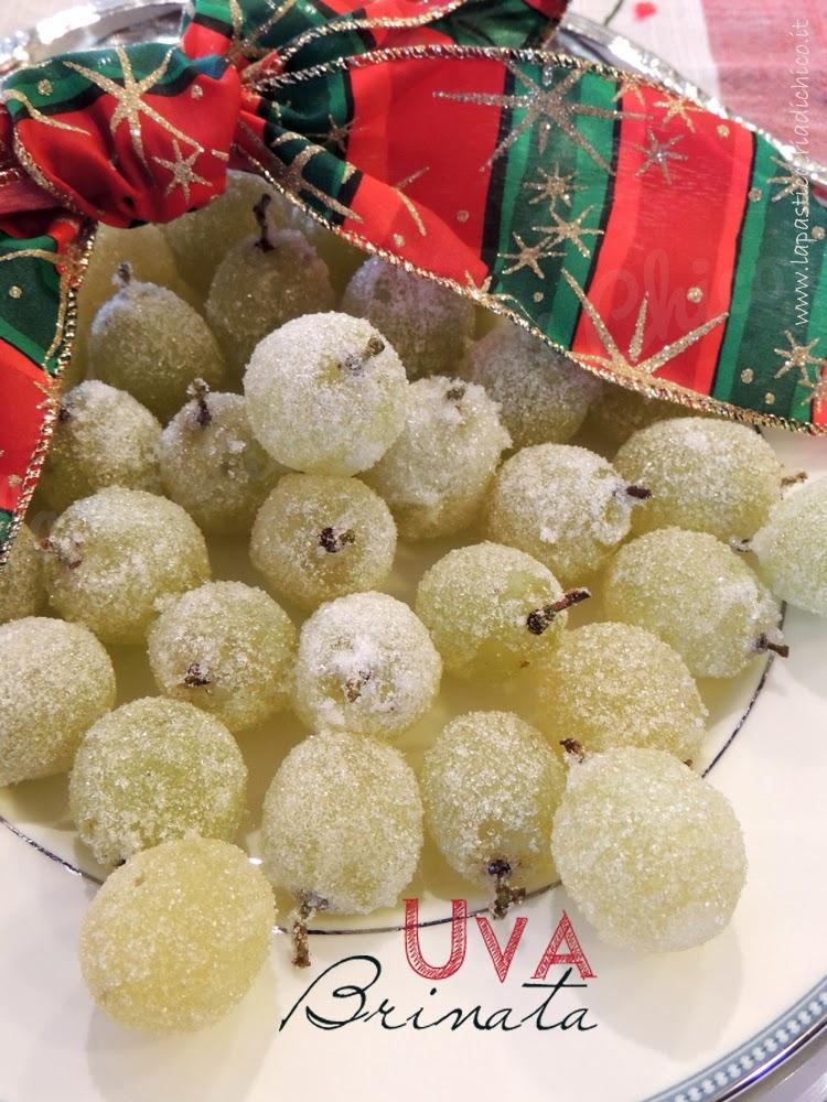Uva Brinata, dolci da ricorrenza
