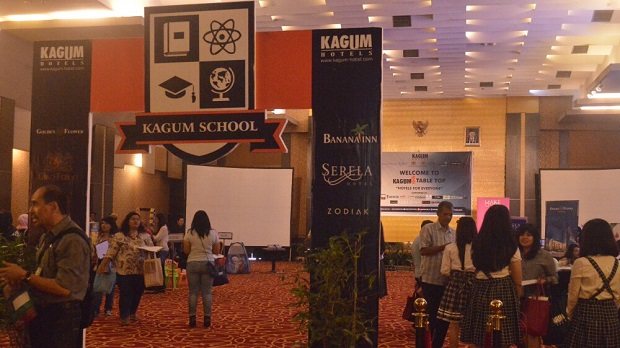 Kagum Group Gelar 'Kagum Table Top Hotels for Everyone'
