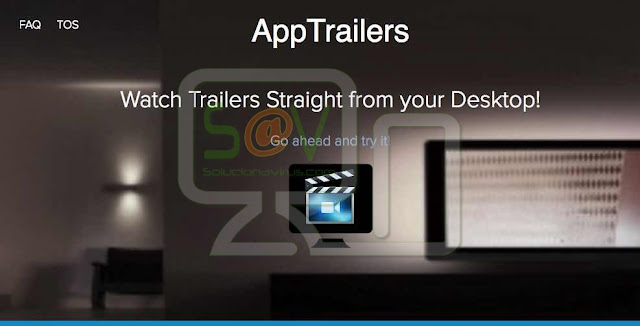 AppTrailers (Adware)