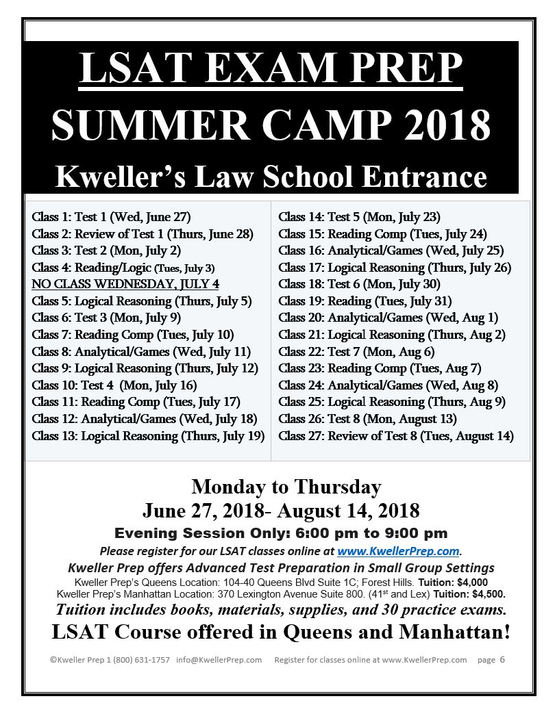 Kweller prep blog nyc middle school high school and college lsat courses law school admissions malvernweather Image collections
