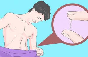 air mani keluar setelah kencing