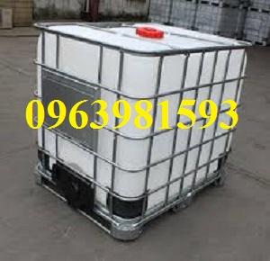 Cung cấp bồn đựng hóa chất, bồn 1000 lít, bồn chứa nước giá rẻ