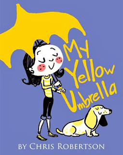 My Yellow Umbrella Review and Giveaway