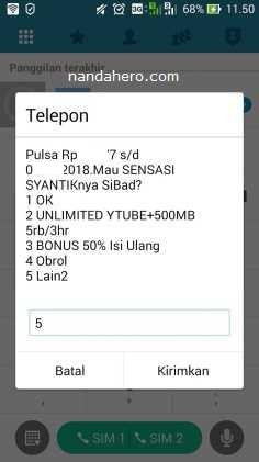 Cara Beli Paket Internet Indosat Kuota 35GB Seharga Rp95.000