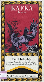 Babil Kitaplığı 18 - Franz Kafka - Akbaba