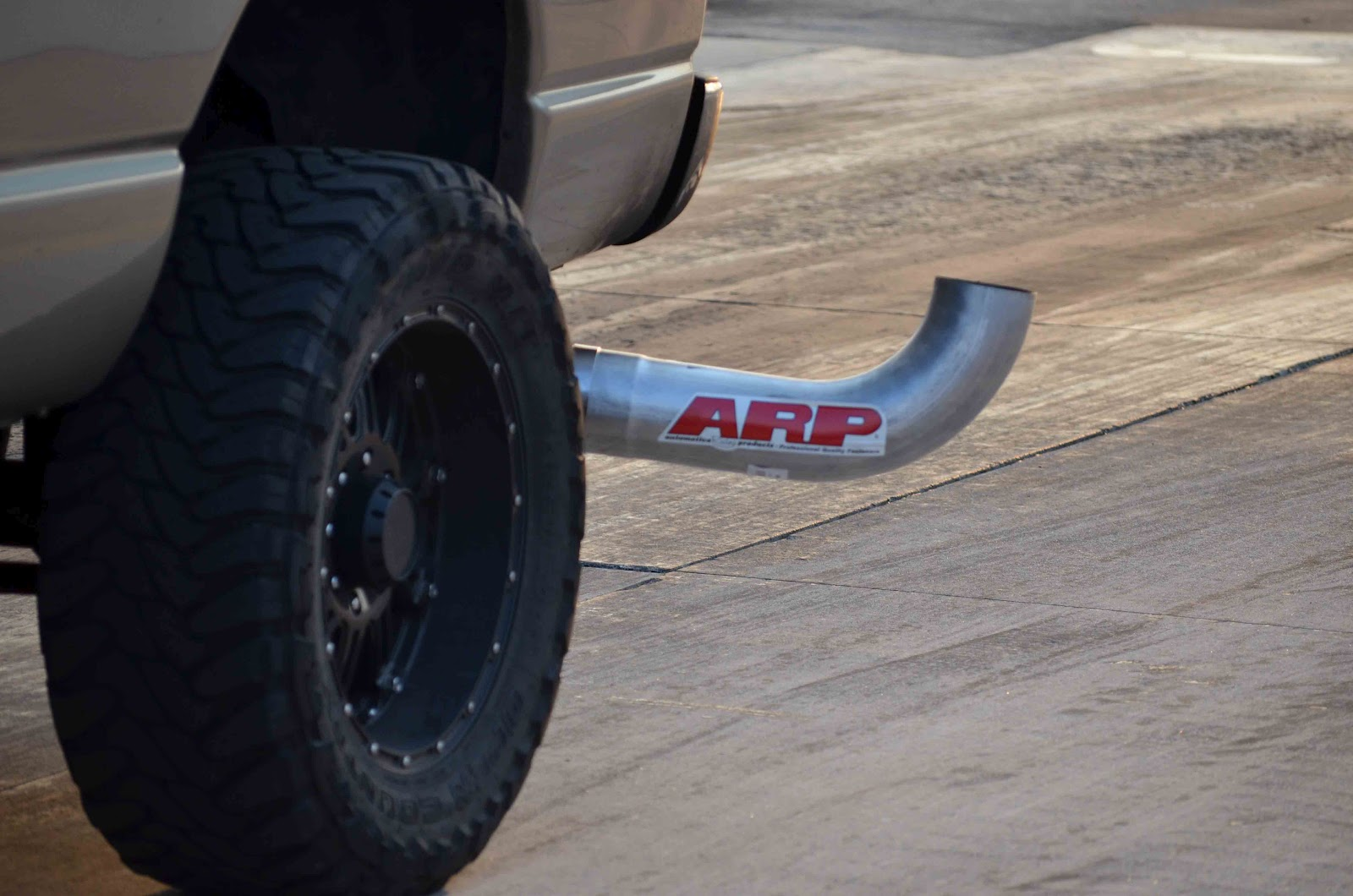 Diesel Motorsports: Turnup exhaust a BIG hit