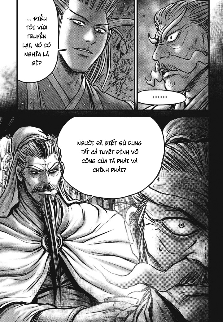 Hiệp Khách Giang Hồ - Chapter 512 - Pic 2