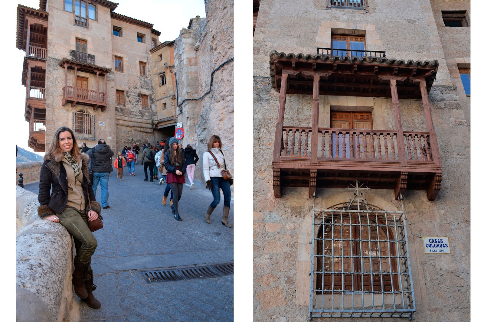cuenca spain winter hanging houses travel outfit