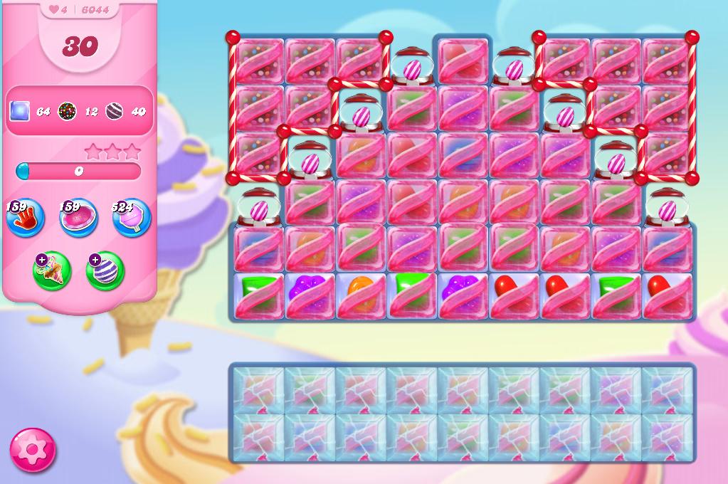 Candy Crush Saga level 6044