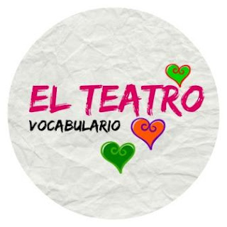 VOCABULARIO ELE. El teatro