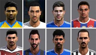 Facepack Pes 2013 By R.P.M