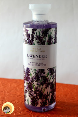 Mark & Spencer Lavender Bath Essence, NBAM Blog