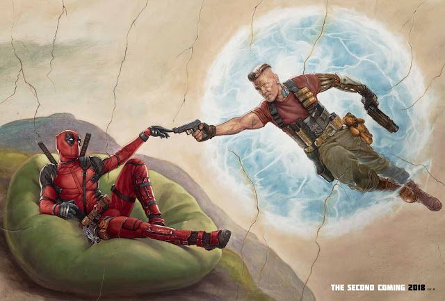 فيلم Deadpool 2 يفتتح بأكثر من 300 مليون دولار عالميا مُزيحا Infinity War من المرتبة الأولى