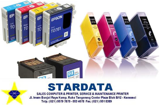 Jenis-Jenis Tinta Printer dan Fungsinya
