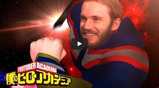 Boku no Youtuber Academia Opening
