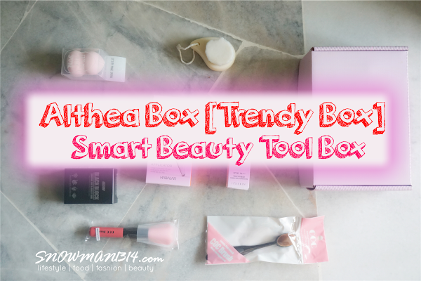 Althea Box [Trendy Box] Smart Beauty Tool Box