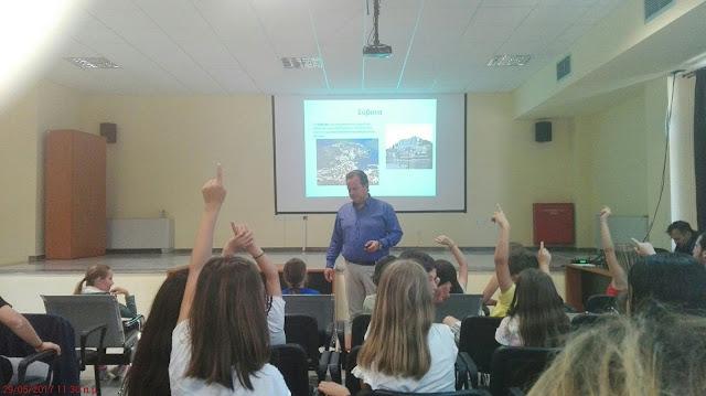 Ηγουμενίτσα: Ημερίδα Σε Δημοτικά Σχολεία Για Τη «Βιώσιμη Διαχείριση Των Ακτών»