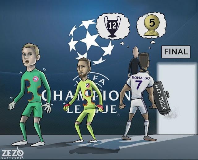 ¿Cristiano Ronaldo Balón de Oro 2017?