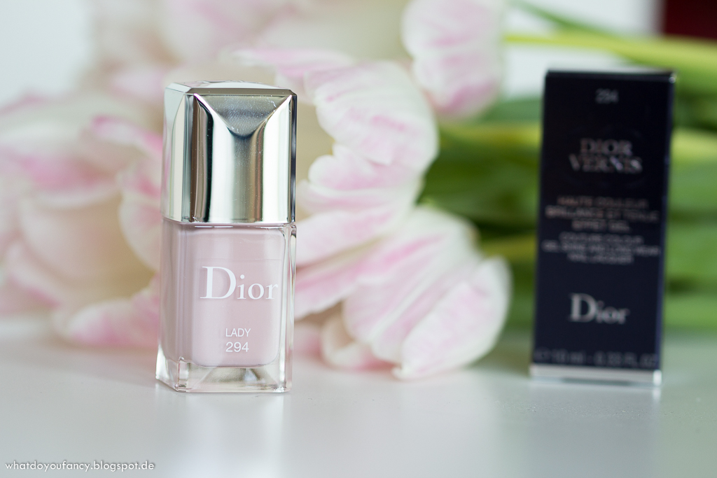 Dior Vernis Lady Kingdom of Colors Edition Spring 2015