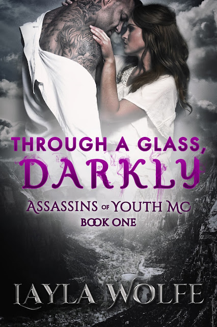 ***BLOG TOUR*** THROUGH A GLASS, DARKLY by Layla Wolfe