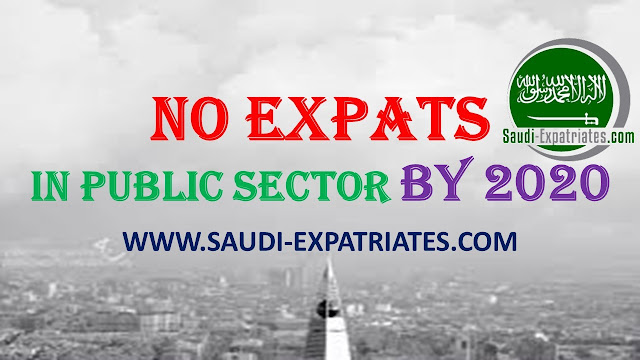 NO EXPATS ALLOWED IN GOVERNMENT SECTORS