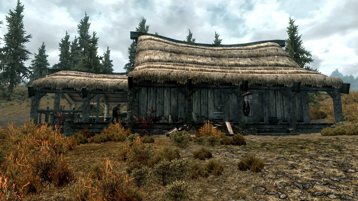 Weapons Blog Skyrim Elven