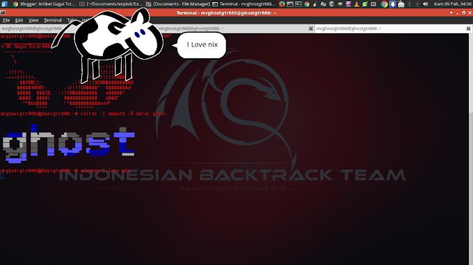 3 Perintah Command line agar mempercantik Terminal Pada linux